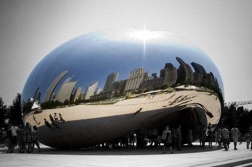 Скульптура в Чикаго