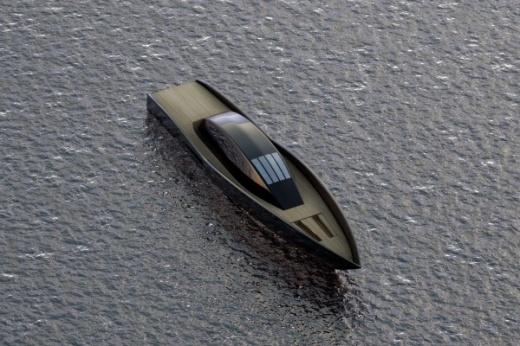 Яхта Ворон, проект Маэля Оберкампфа