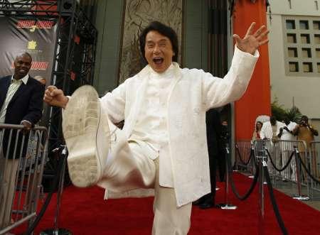 В Шанхае появится музей Джеки Чана