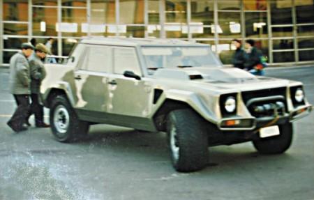 Внедорожник Lamborghini LM002