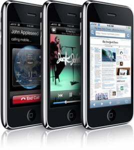 В США наблюдается дефицит телефонов iPhone 3G