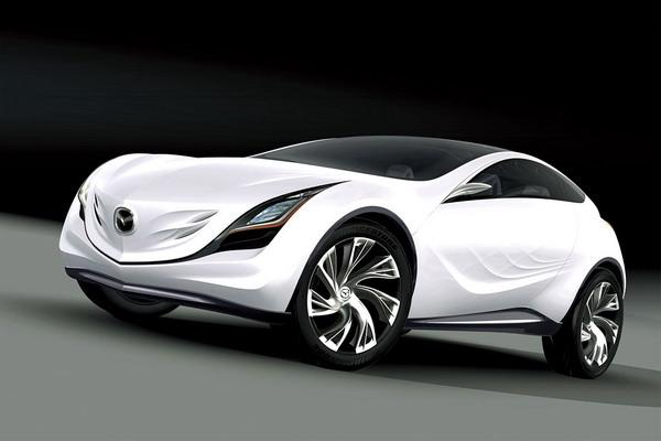 Московский автосалон: Mazda Kazamai