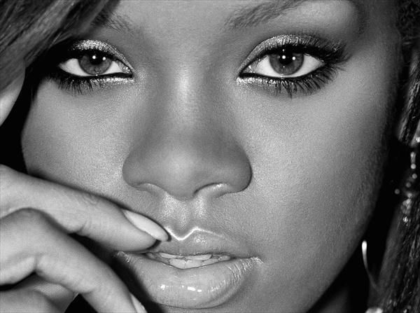 Американская певица Рианна (Rihanna)