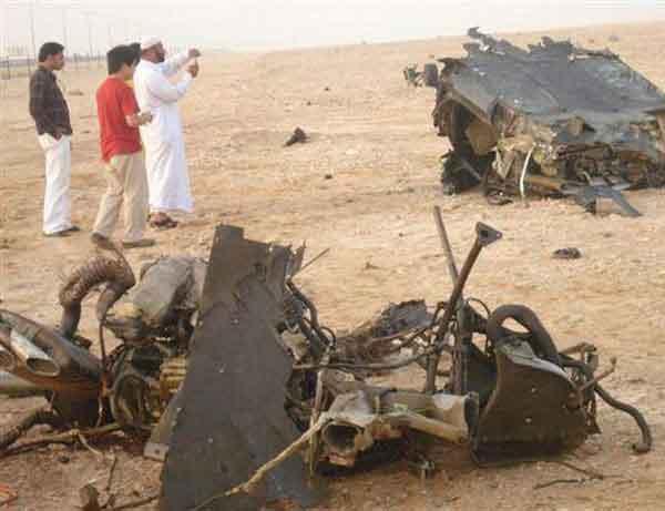 22-летний водитель разорвал на части SLR McLaren (6 фото)