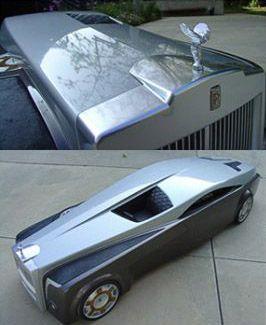 Самый длинный Rolls-Royce