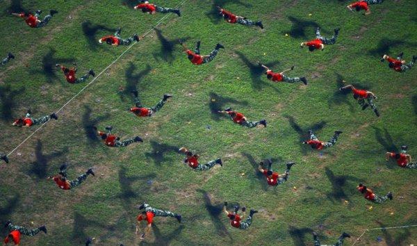 Китайская антитерористическая армия