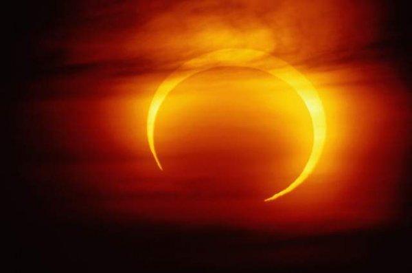1 августа россияне смогут наблюдать солнечное затмение
