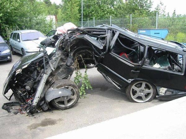 Аварии и происшествия