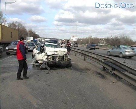 ДТП на Столичном шоссе: невнимательность наказуема