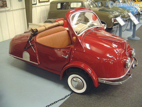 Ретро микро-автомобили