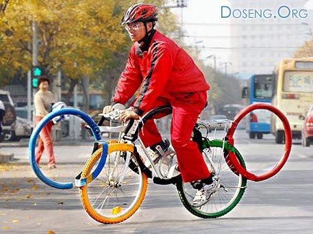 Как Китай сходит с ума по Олимпиаде