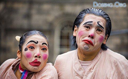 Театральный фестиваль в Эдинбурге