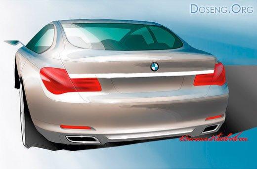 BMW раскрывает детали новой