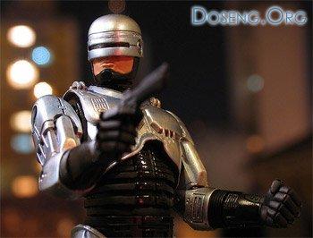 Роботы-полицейские появятся на улицах не ранее 2084 года