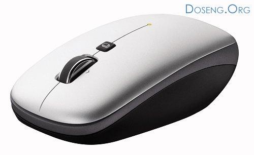 Мышь-прилипала Logitech V550 Nano для ноутбуков
