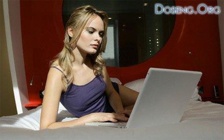 Интернет: женщины созрели