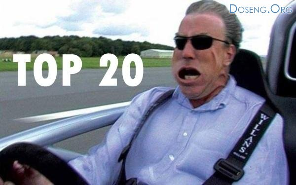 ТОП 20 Спортивных автомобилей всех времен и народов