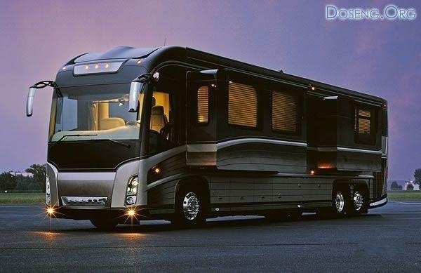 Модный автобус