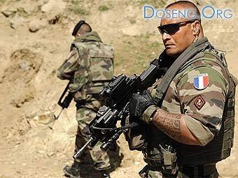 Талибы убили рекордное число французских военнослужащих