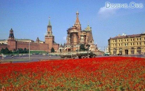 Советская Москва 1966-1971 годов