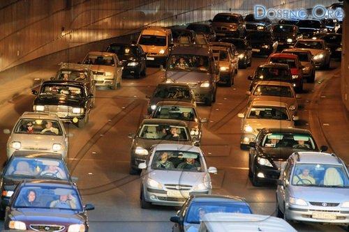 В центре Москвы установят скоростной лимит