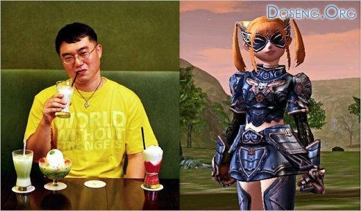 Люди и их персонажи в играх. Есть сходства?