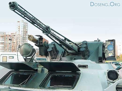 Украина продолжит экспортировать оружие в Грузию