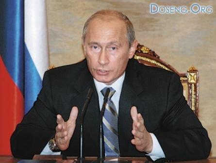 Путин: Россия не стремилась свергать режим в Тбилиси