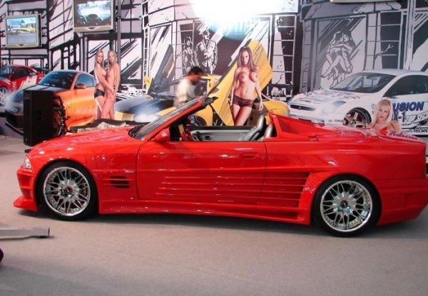 BMW E38 Club - САМЫЙ КОЛХОЗНЫЙ ТЮНИНГ BMW E38 !!!