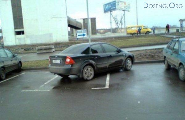 Я паркуюсь как идиот! (15 фото)