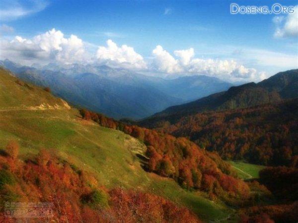 Природа республики Абхазия
