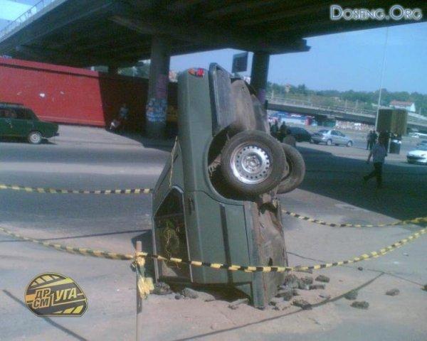 Жестокая авария (6 фото)
