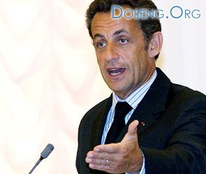 Саркози сделал звонок в поддержку России