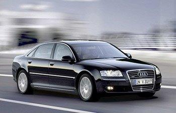 Чиновники Санкт-Петербурга пересядут на Audi A8