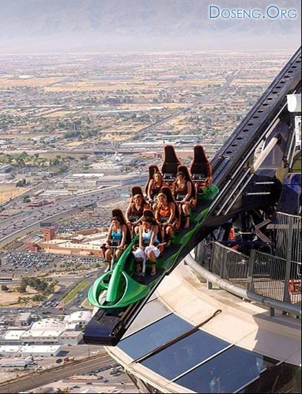Парк развлечений в Лас-Вегасе