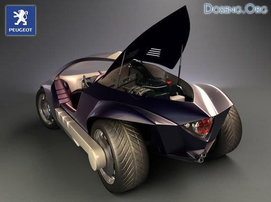 Stylight – новый концепт от Peugeot. 5 фото