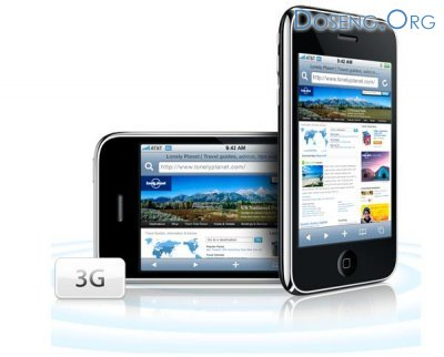 13 недостатков Apple iPhone 3G