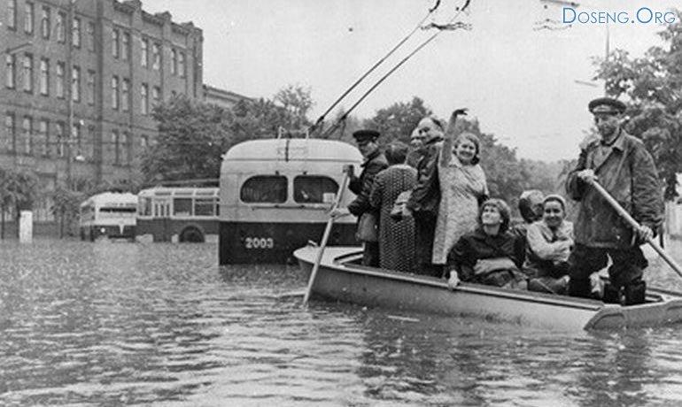 фото 60-х годов москва