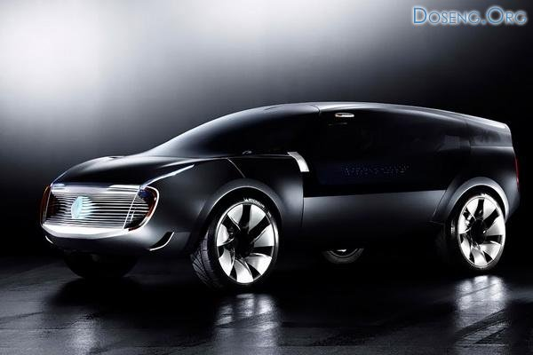 Renault Ondelios — концепт кашалота в Париже