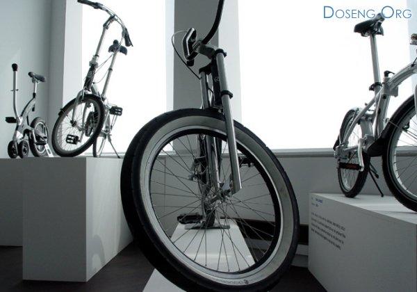 100-дневная выставка велосипедов в Нидерландах