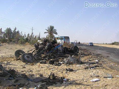 В ДТП в Египте погибли российские туристы