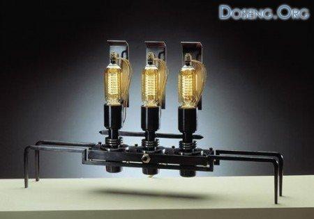 Лампы в стиле стимпанк от немцев