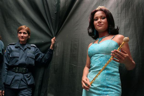 Мисс Заключенная 2008 - конкурс красоты в колумбийской тюрьме Good Shepherd ...