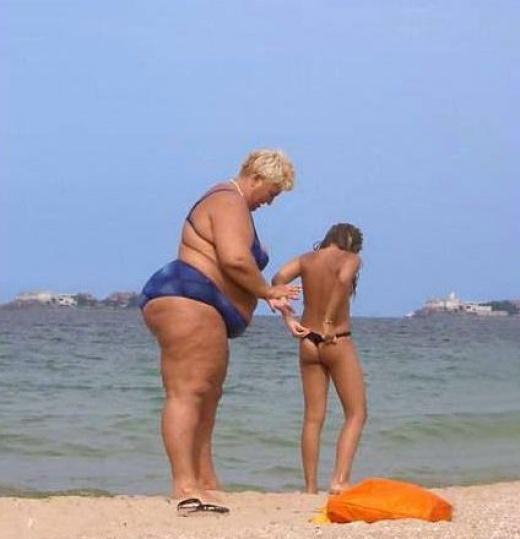 фото нудистов бабушек