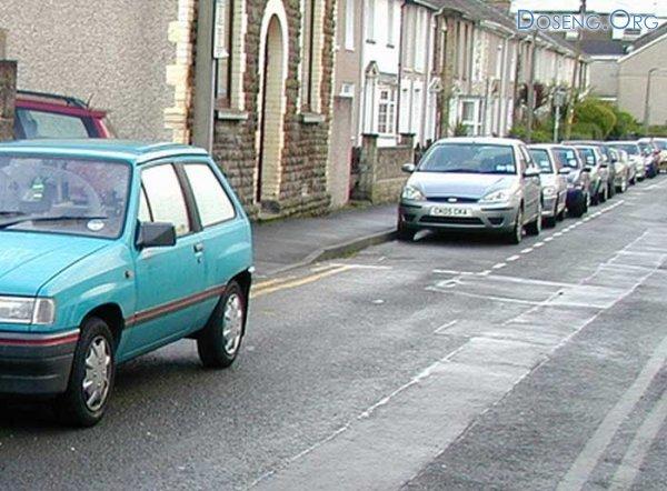 Почему стоит опасаться параллельной парковки?