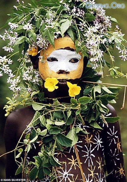 Современная африканская мода (12 фото)