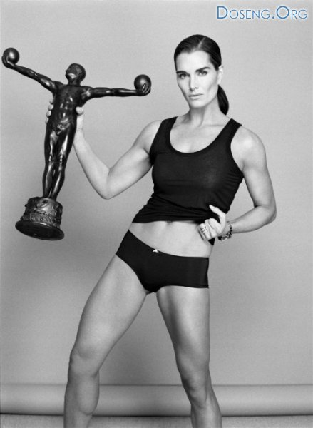 Brooke Shields (5 ���������� HQ)