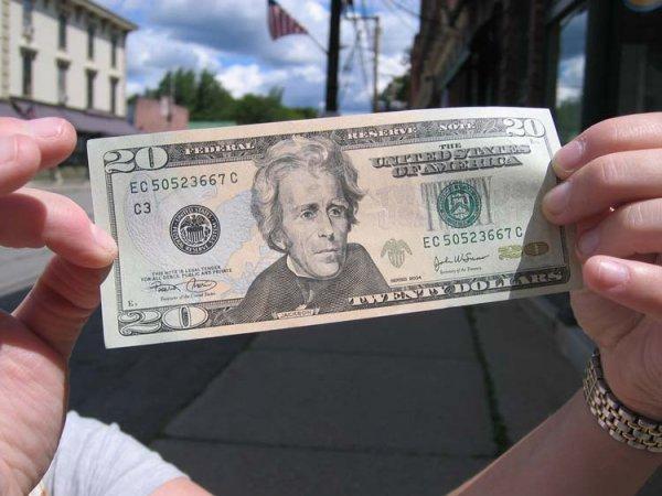 Американец сел на шесть лет за кражу 20 долларов