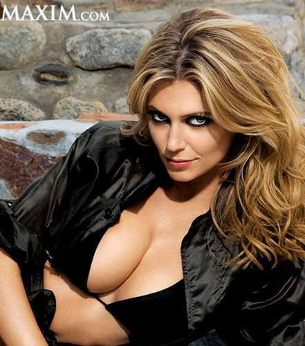 Диора Бэрд (Diora Baird) - Maxim United Kingdom November 2008