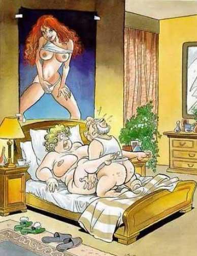 Карикатуры секс фото